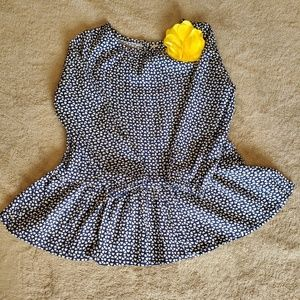 NWOT Toddler long sleeve blouse size: 2T